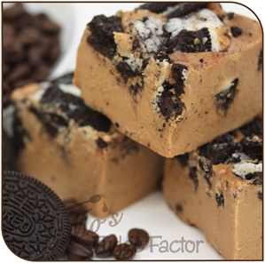 Coffee and Cookies  Fudge