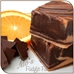 Dark Chocolate Orange Fudge - MO8031