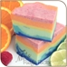 Rainbow Sherbet Fudge - MO8166