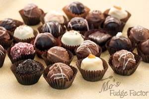 Truffles assorted 18 piece