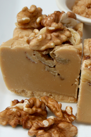 Penuchi Walnut Fudge