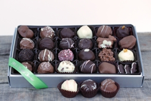 24 Piece Truffle Box