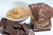 Peanut Butter Fudge and Truffle Sampler -